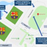 Lokahóf FC Barcelona æfingabúða 2018